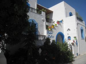 Studios Zafiri, Aparthotely  Naxos Chora - big - 22