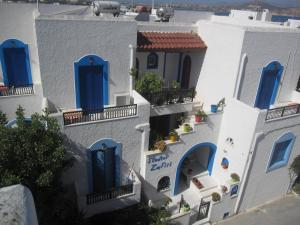 Studios Zafiri, Aparthotely  Naxos Chora - big - 21