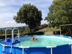 Turismo Rural Can Pol de Dalt - Bed and Bike, Case di campagna  Bescanó - big - 26