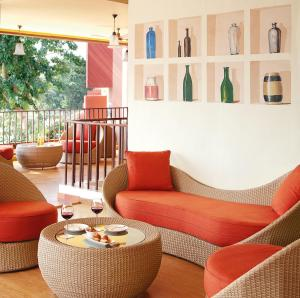 Cidade De Goa, Resorts  Panaji - big - 13