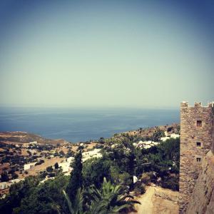 Patmos Villas, Appartamenti  Grikos - big - 139