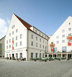 AKZENT Brauerei Hotel Hirsch - Ottobeuren