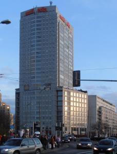 Metro Budget Place - Arkadia City Center, Варшава