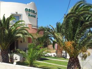Hostels e Albergues - Ostria Hotel