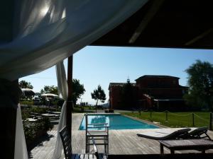 L'Antigo Granaro, Ferienhöfe  Agugliano - big - 47