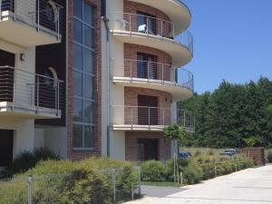 Apartamenty Nad Morzem, Apartmány  Gąski - big - 73