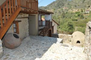 Maritsa Lodge, Chaty v prírode  Kakopetria - big - 45