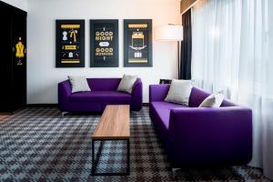 Radisson BLU Hotel Amsterdam Airport, Hotels  Schiphol - big - 38
