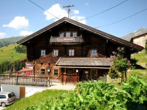 Ferienhaus Martlerhof Schöneben - Hotel - Hintertux