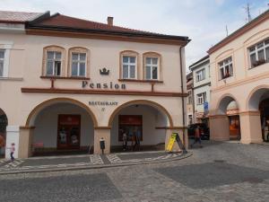 Albergues - Penzion u České Koruny