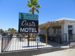 Oasis Boutique Motel, Motely  Boulder City - big - 1