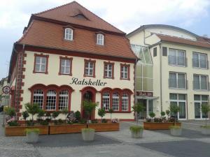 Garni-Hotel zum alten Ratskeller - Laasow