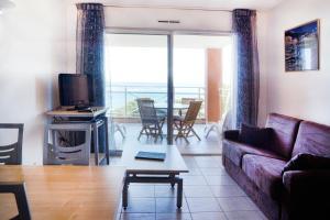 Residence Les Sanguinaires, Apartmánové hotely  Ajaccio - big - 9