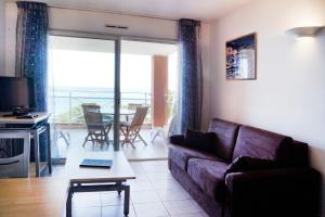 Residence Les Sanguinaires, Apartmánové hotely  Ajaccio - big - 2