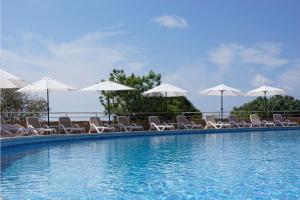 Residence Les Sanguinaires, Apartmánové hotely  Ajaccio - big - 14