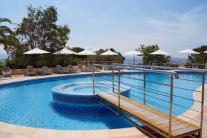 Residence Les Sanguinaires, Apartmánové hotely  Ajaccio - big - 17