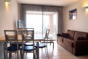 Residence Les Sanguinaires, Apartmánové hotely  Ajaccio - big - 6