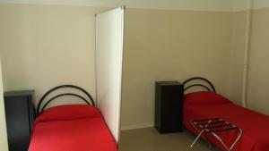 Bed in 4 Mixed Dormitory with en suite Bathroom