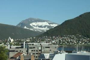 Skansen Hotel, Hotels  Tromsø - big - 22