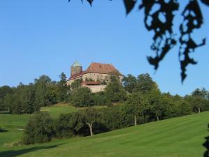 Burg Colmberg Hotel - Leutershausen