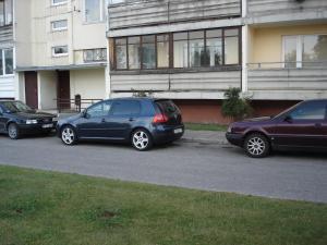 Siguldas Street Apartment in Ventspils