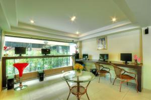 BS Premier Airport Hotel, Hotels  Lat Krabang - big - 33