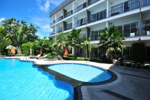 BS Premier Airport Hotel, Hotels  Lat Krabang - big - 29