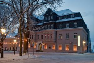 Rathaushotels Oberwiesenthal - Abertamy