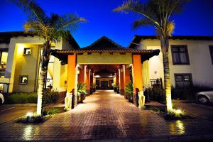 Villa Bali Boutique Hotel, Hotely  Bloemfontein - big - 1