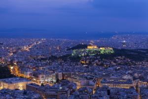 Hilton Athens, Отели  Афины - big - 20
