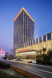 Wanda Realm Nanchang, Hotely - Nan-čchang