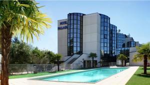 Hotel Palladia, Отели  Тулуза - big - 52