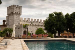 Castello Delle Serre, Bed and breakfasts  Rapolano Terme - big - 32