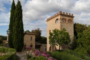 Castello Delle Serre, Bed and breakfasts  Rapolano Terme - big - 30