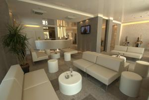 Hotel Sorriso, Отели  Милано-Мариттима - big - 28