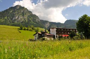 Accommodation in Oberjoch-Hindelang