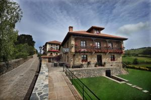 Posada La Solana, Country houses  Santillana del Mar - big - 15