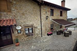 Posada La Solana, Country houses  Santillana del Mar - big - 14