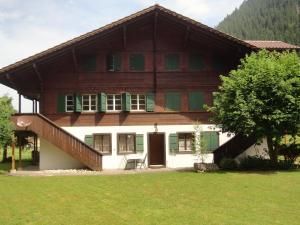 Ferienwohnung Lenk - Apartment