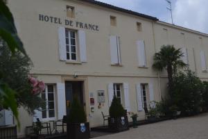 Hôtel de France, Отели  Либурн - big - 9
