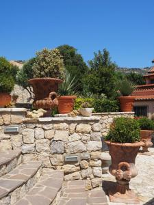 B&B Al Giardino, Bed & Breakfasts  Monreale - big - 58