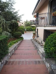 B&B Al Giardino, Bed & Breakfasts  Monreale - big - 55