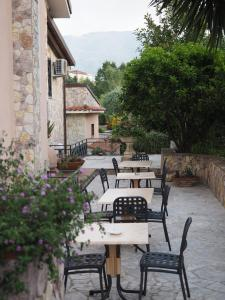 B&B Al Giardino, Bed & Breakfasts  Monreale - big - 61