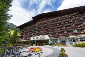 4 hvězdičkový hotel Hotel Alpenhof Sankt Jakob in Defereggen Rakousko