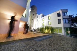 Hotel Ullrich, Hotely  Elfershausen - big - 50