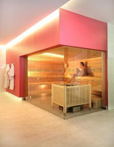 Hotel Ullrich, Hotely  Elfershausen - big - 35