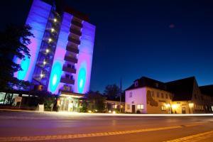 Hotel Ullrich, Hotely  Elfershausen - big - 32