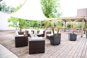 Hotel Ullrich, Hotely  Elfershausen - big - 31