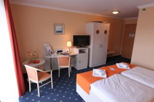 Best Western Hotel Hanse Kogge, Hotely  Ostseebad Koserow - big - 52