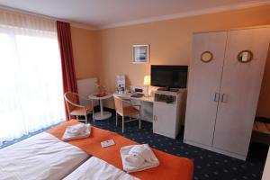 Best Western Hotel Hanse Kogge, Hotely  Ostseebad Koserow - big - 51